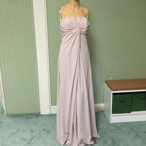 Soileblu light  purple formal dress